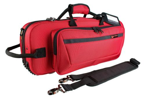 Pro Tec Trumpet Pro Pac Case for Trumpet - Red