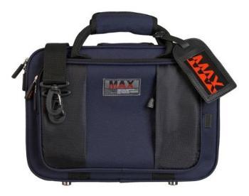 Pro Tec Max Clarinet Case - Blue