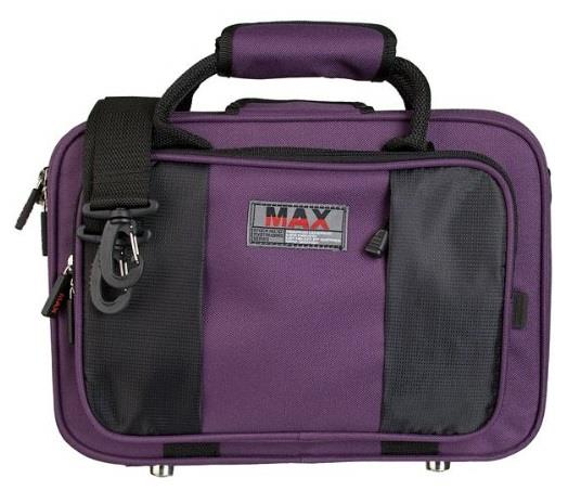 Pro Tec Max Clarinet Case - Purple