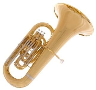 John Packer JP277 JP MkII Compensating EEb Tuba in Lacquer