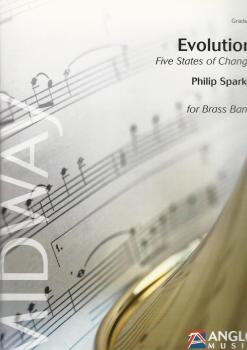 Evolution Five States of Change for Brass Band arr. Philip Sparke