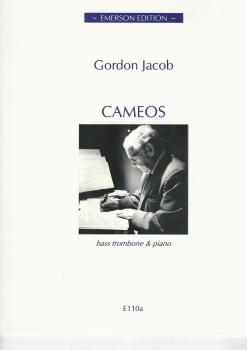 Cameos for Bass Trombone arr. Gordon Jacob