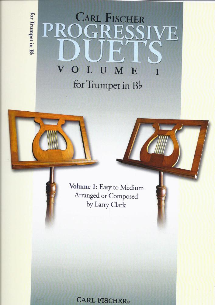 Carl Fischer Progressive Duets Volume 1 - Trumpet