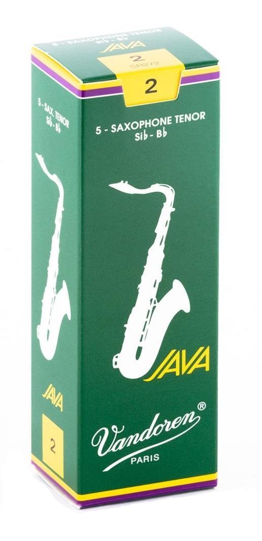 Vandoren Tenor Sax Java Reed (Box 5)