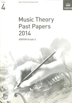 ABRSM Music Theory Past Papers 2014: Grade 4