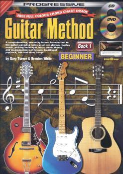 Progressive Guitar Method: Book 1