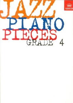 ABRSM Jazz Piano: Pieces Grade 4