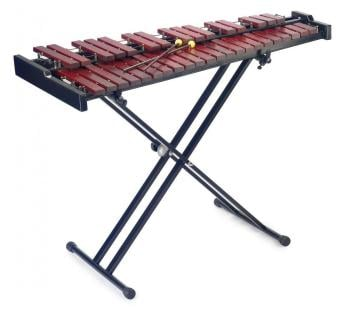 Stagg 21474 Xylophone 37 Pro + Stand and Bag