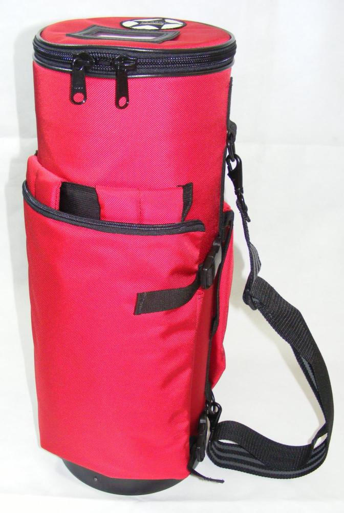 Torpedo Bags Classic Trumpet Gig Bag in Red