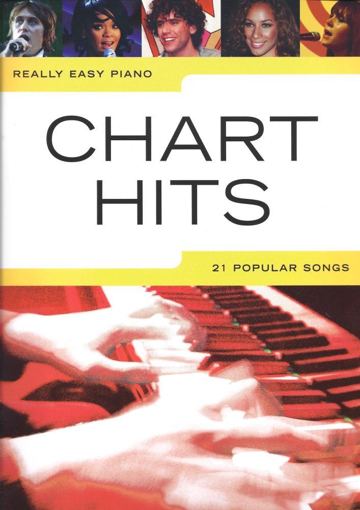 Really Easy Piano: Chart Hits