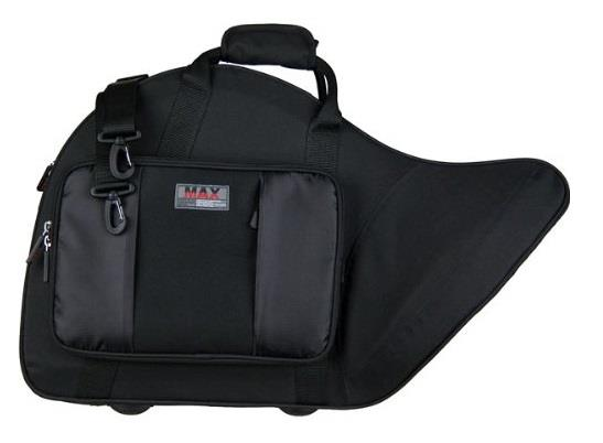 Pro Tec Max Contoured French Horn Case - Black