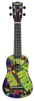 Teenage Mutant Ninja Turtles TMUK2 Ukulele Outfit