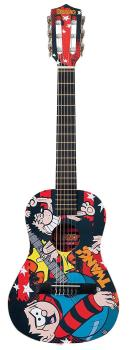 The Beano BNJG01 Junior Guitar Outfit