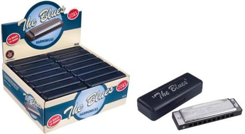 The Blues TB28 Harmonica