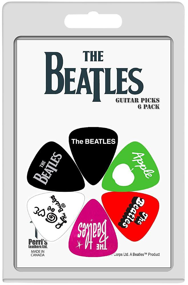 Perri 6 Pack The Beatles Picks