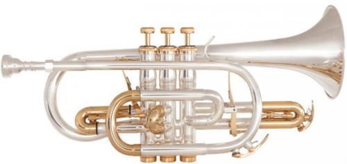 Odyssey OCR1000SG Symphonique Cornet in Silver Plate