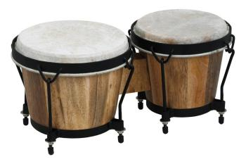 Club Salsa F826.002 Bongo, Natural