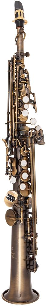 Odyssey OSS3700 Symphonique Straight Soprano Saxophone