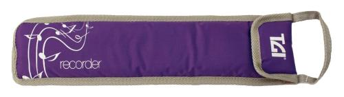 TGI Recorder Bag Purple