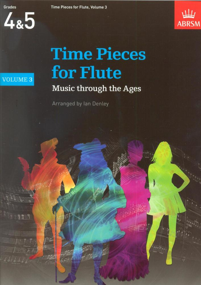 Time Pieces For Flute - Volume 3