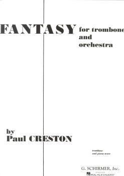 FANTASY FOR TROMBONE (Creston)