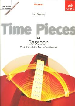 TIME PIECES FOR BASSOON VOLUME 1 BSN