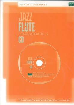 ABRSM JAZZ: FLUTE LEVEL/GRADE 5 (CD) FLT
