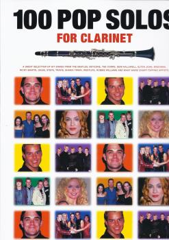 100 POP SOLOS FOR CLARINET CLT