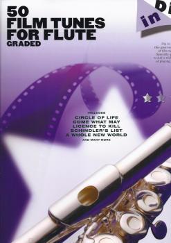 DIP IN 50 GRADED FILM TUNES FOR FLUTE FLT