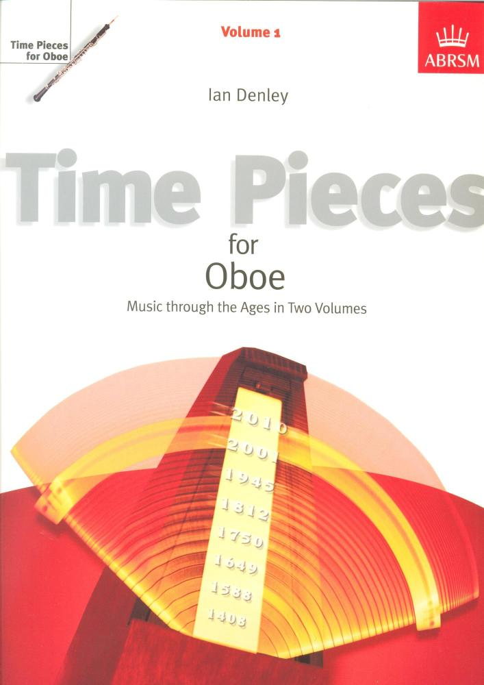 TIME PIECES FOR OBOE VOLUME 1