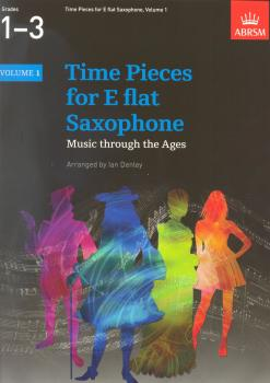 Time Pieces For E Flat Saxophone - Volume 1