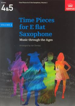 Time Pieces For E Flat Saxophone - Volume 2