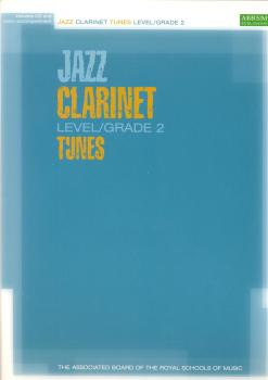 ABRSM JAZZ CLARINET TUNES LEVEL/GRADE 2 (BOOK/CD) CLT