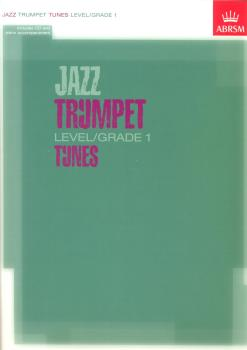 ARBSM Jazz: Trumpet Tunes Level/Grade 1 (Book/CD)