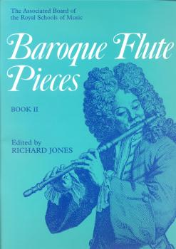BAROQUE FLUTE PIECES BOOK 2 FLT