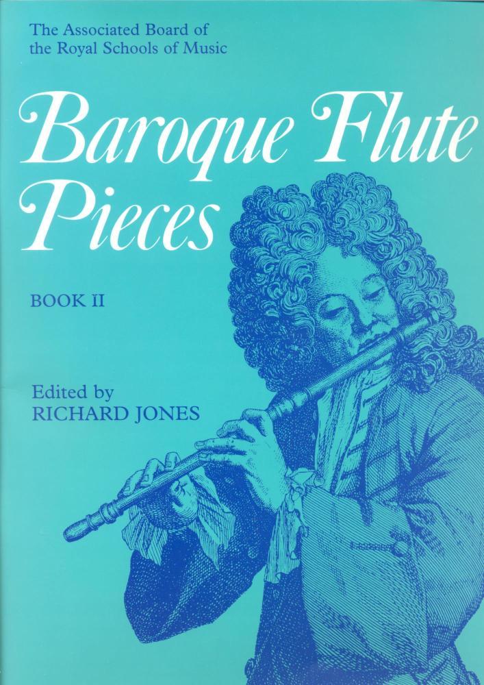 BAROQUE FLUTE PIECES BOOK 2 FLT