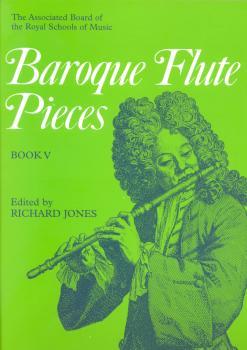 BAROQUE FLUTE PIECES BOOK 5 FLT