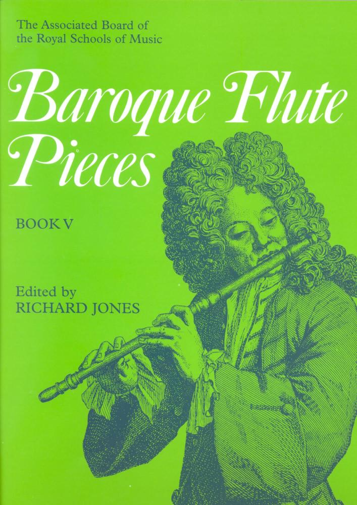 BAROQUE FLUTE PIECES BOOK 5 FLT