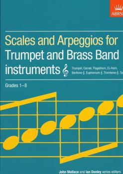 Associated Board Scales And Arpeggios Grades 1-8 Trumpet