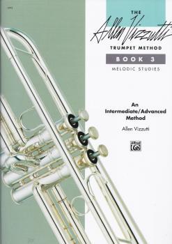 Allen Vizzutti: Trumpet Method Book 3