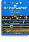 FLUTE MUSIC BY FRENCH COMPOSERS FOR FLUTE AND PIANO FLT