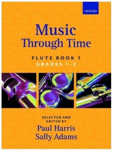 MUSIC THROUGH TIME: FLUTE BOOK 1 FLT