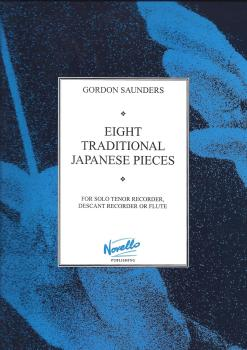 GORDON SAUNDERS EIGHT TRADITIONAL JAPANESE PIECES REC