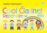 HEATHER HAMMOND COOL CLARINET STUDENT REPERTOIRE CLT BOOK/CD