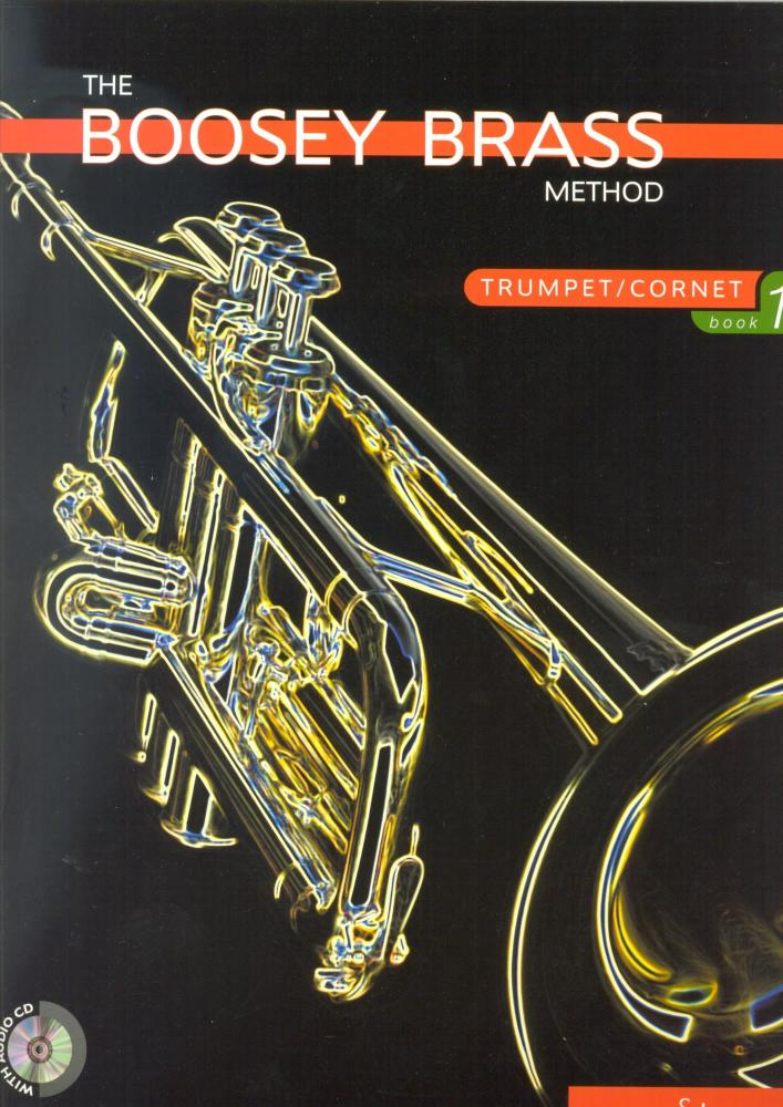 The Boosey Brass Method Trumpet/Cornet - Book 1