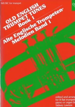 Old English Trumpet Tunes - Book 1