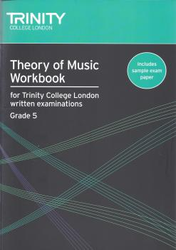 Trinity Guildhall: Theory Of Music Workbook - From 2007 (Grade 5)