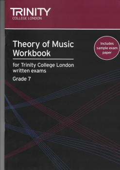 NAOMI YANDELL TRINITY GUILDHALL THEORY OF MUSIC WORKBOOK GRADE 7