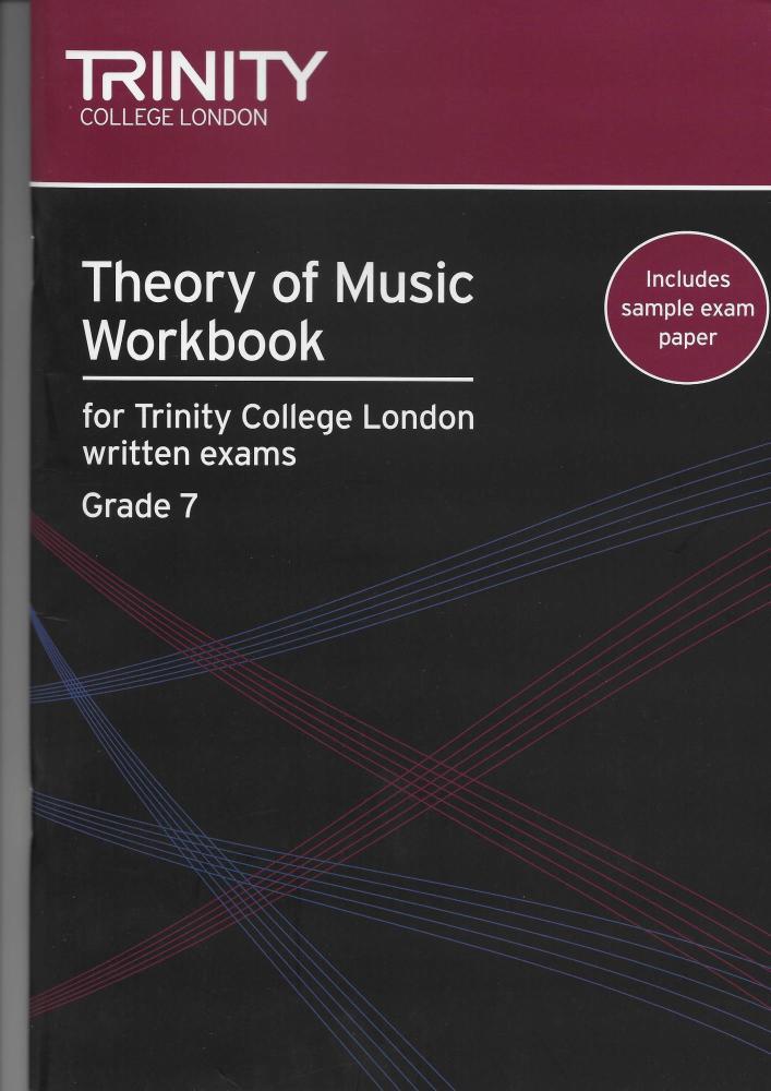 NAOMI YANDELL TRINITY GUILDHALL THEORY OF MUSIC WORKBOOK GRADE 7