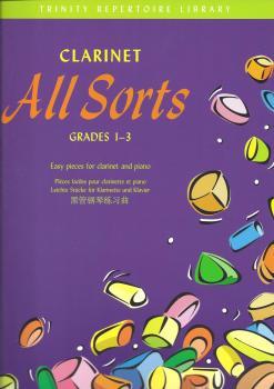 CLARINET ALL SORTS GRADES 1-3 CLT BOOK